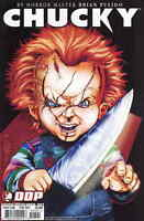 CHUCKY #3 Cover A 1st Print horror comic NM Devils Due child's play