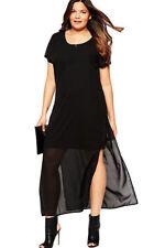 Chiffon Evening, Occasion Regular Size Dresses for Women