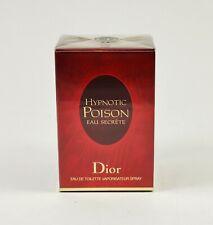 Dior HYPNOTIC POISON EAU SECRETE 50ml EdT Eau de Toilette NEU/OVP RAR