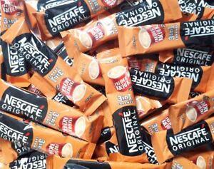 Nescafe 3in1 Original Caramel Individual Instant Coffee Sachets New Recipe