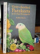 Grey-cheeked Parakeets and Other Brotogeris, Selecting, Feeding, Breeding Health