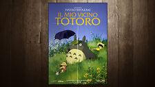 Original Movie Poster Il Mio Vicino Totoro 100x140 cm - Hayao Miyazaki