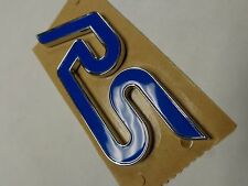 NEW Factory OEM 2016 Ford Focus RS Grille/Tailgate Nameplate, Emblem, Badge