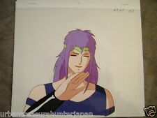 ROBOTECH MOSPEADA YELLOW BELMONT ANIME PRODUCTION CEL