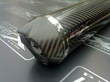 Yamaha YZF 1000 Thunderace Carbono Redondo, de Toma, Tubo Escape, Silenciador