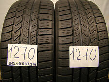 2stk x Winterreifen Conti Winter Contact TS-790  215/45 R17, 91 H, M+S, XL