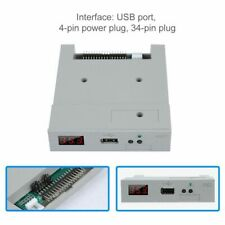 "Sfr1m44-u100 3.5"" 1.44mb USB SSD Floppy Drive Emulator 34pin for Yamaha Gotek Cm"