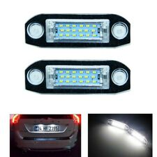 LED License Number Plate Light Lamp Bulb for Volvo V70 C70 S40 S60 S80 Canbus UK