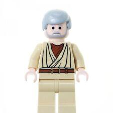 LEGO STAR WARS OLD OBI-WAN KENOBI FIGURE + GIFT - ULTRA RARE - 10179 - 2007 NEW