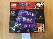 Lego 4866 HARRY POTTER Knight Bus-NEW & SEALED/Comme neuf