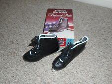 American Little Rocket Boy's Beginner Double Runner Ice Skates Size 11