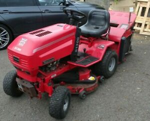 """Westwood S1300 Tractor Mower with 36"""" Cut and Powered Grass Collector"""