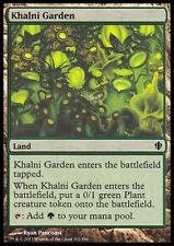 GIARDINO DI KHALNI - KHALNI GARDEN Magic C13 Commander 2013
