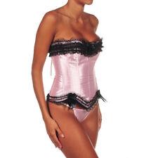 Bodies de mujer rosas talla de pecho XL