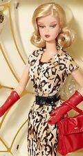 2016 CHARLOTTE OLYMPIA BARBIE LEOPARD Print Dress   (Dress ONLY)