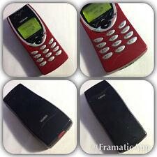 CELLULARE NOKIA 8210 GSM ROSSO USATO UNLOCKED SIM FREE DEBLOQUE