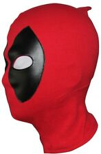 Deadpool Cosplay Mask Balaclava Costume Halloween Hood Cotton Spandex, Adult