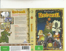 Brian Jacques:Redwall-Volume 3-1999-[3 Episodes]-Animated Redwall-DVD