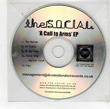 (FU388) The Social, A Call To Arms - 2008 DJ CD