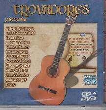 Silvio Rodriguez Luis Eduardo Leon Gieco Pablo Milanes CD+DVD New Nuevo