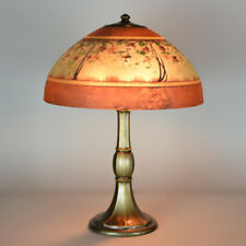 Jefferson Reverse Painted 16″ Table Lamp