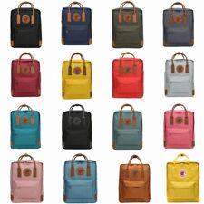 Fjällräven Kanken Rucksack  Sport Freizeit Schule Trend Tasche Backpack Original