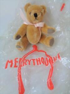 "5.5"" Vintage Merrythought English Teddy Bear with Pkg LE TM5 Bear MINIATURE Jtd"