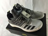 Adidas Harden Vol. 2 Mens Size 12.5 Boost Basketball Shoes Sneakers Concrete NEW