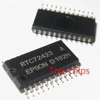 1PCS NEW RTC72423A EPSON 10+ SOP24