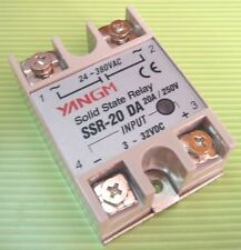 Solid State Relay Controller mill Router Lathe spindle Switch ON OFF Control