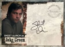 Skeet Ulrich Autograph Auto Card Jericho as Jake Green  A1