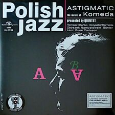 KRZYSZTOF KOMEDA  QUINTET  -  Astigmatic LP Colour Pink Translucent Polish Jazz
