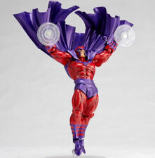 Revoltech Series No.006 X-Men Magneto PVC Action Figure Toy Collection Gifts