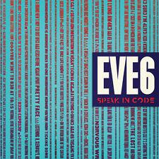 Eve 6 - Speak in Code [New CD]