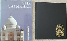 Lot 2 books -Indian Art, Taj Mahal, history culture architecture religion photos