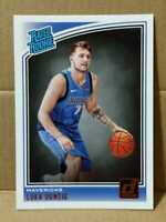 2018-19 Donruss Luka Doncic RC Rated Rookie Card