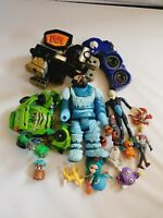 Toy Bundle Figures Retro Vintage To Modern Job Lot 8