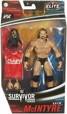 WWE Elite Survivor Series Action Figure - Drew McIntyre BRAND NEW