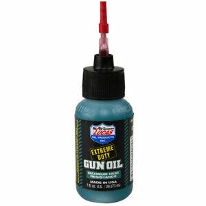 1 Lucas Oil 10875 Extreme Duty Gun oil -USA-Gun