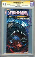 Amazing Spider-Man #300 CGC 9.8 2x SS STAN LEE MCFARLANE Niagara Variant REPRINT