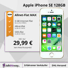 Apple iPhone SE 128 GB + Otelo MAX | Allnet-Flat| SMS-Flat| 8GB | Eu-Roaming