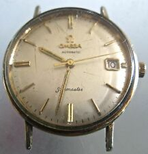 OMEGA  ORIGINAL watch ,  cal 563 , 14 K GOLD FILLED