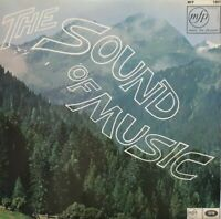 The Sound Of Music Vinyl LP.1965 Music For Pleasure MFP 10007.Edelweiss/Do Re Mi