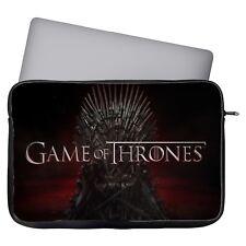 Game Of Thrones Red Laptop Case Sleeve Tablet Bag Ultrabook Chromebook Gift