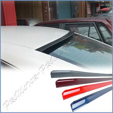 For 2004-10 BW E63 6 Series Coupe PR Style Coated W/ Color Rear Roof Lid Spoiler