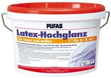 (12,40 EUR/l) PUFAS Latex-Hochglanz 2,5l