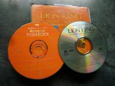 THE LION KING SPECIAL EDITION DOUBLE PACK II RETURN TO PRIDE ROCK 2 CD D45054