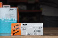 set segmentos 84.78 mm, 4 cilindros para OPEL CHEVROLET Cofap Mahle DA6406 00