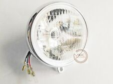 "HONDA C200 CL70 CM91 CT70 CT90 CS90 S90 SL70 SL90 HEAD LIGHT LAMP 6V. (DIA = 5"")"