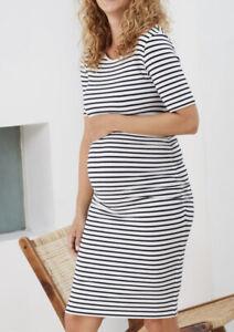 Isabella Oliver Anise Maternity T-Shirt Dress Size 3 {B142}